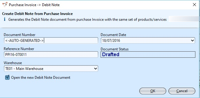 Debit Note Samooha User SupportSamooha User Support – Debit Note and Invoice