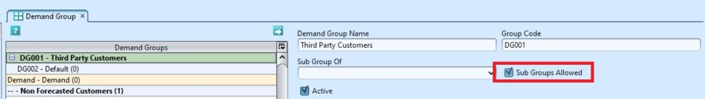 Demand Group sub